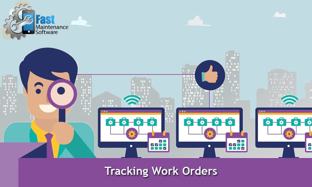 Work Order Management Software