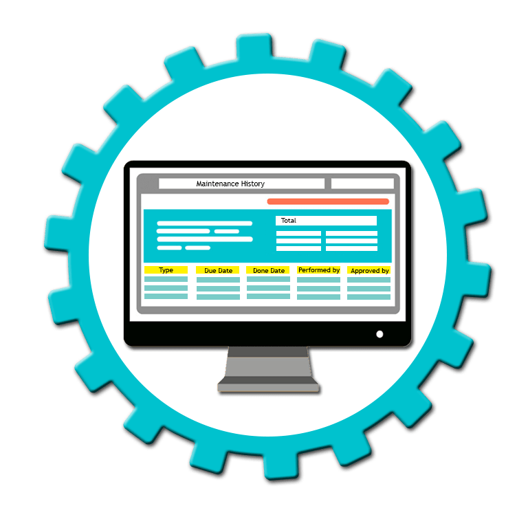 Maintenance History Software